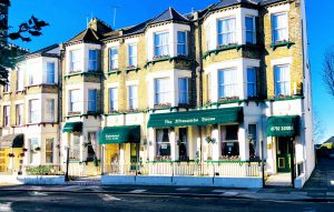ILFRACOMBE HOUSE HOTEL in Southend-on-Sea